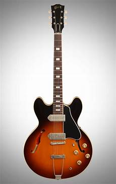 Gibson Limited Edition 1964 Es 330 Thin Neck Electric Guitar
