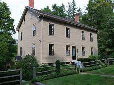 shaker style house plans shaker village house plans historical house plans designs