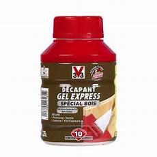 produit décapant peinture d 233 capant bois v33 gel express 0 25 l leroy merlin