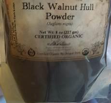 Black Walnut Hair Dye