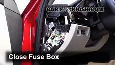 Interior Fuse Box Location 2013 2016 Cadillac Ats 2013