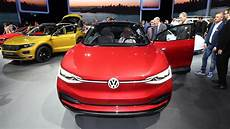 Volkswagen Id 2020 by Volkswagen Confirms Production I D Crozz For 2020 Launch