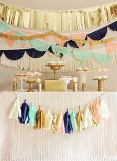 15 awesome diy party backdrops teal bridal showers