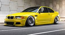 wide e46 m3 slammed bmw m3 e46 with wide kit won t the