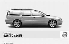 manual repair autos 2008 volvo v50 electronic throttle control 08 volvo v70 2008 owners manual download manuals technical