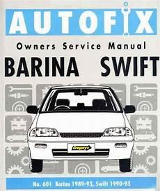 how to download repair manuals 1990 suzuki swift regenerative braking suzuki swift holden barina 1989 1993 autofix owners service manual 0855667222 9780855667221