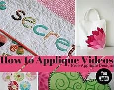 how to applique 29 how to applique free applique designs
