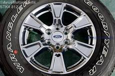18 quot ford f150 oem wheels factory chrome pvd lariat