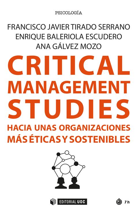 Examples Of Critical Management Studies