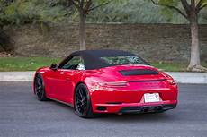 2018 porsche 911 gts cabriolet for sale 83243 mcg
