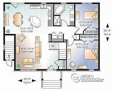 Plan Maison Avec 2 Logements Recherche Plan