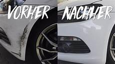 kleine kratzer wegpolieren auto kratzer entfernen so macht ihr es selbst