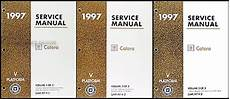 automotive service manuals 2000 cadillac catera free book repair manuals 1997 cadillac catera repair shop manual original 3 volume set