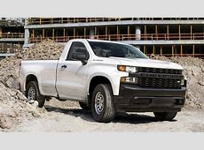 2019 Chevrolet Silverado 1500 regular cab on sale early