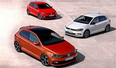 nouvelle polo 2018 prix volkswagen polo 2018 r line gti variants revealed