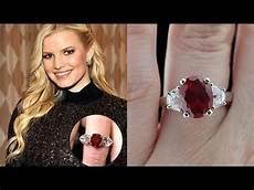 9 famous gemstone engagement rings youtube