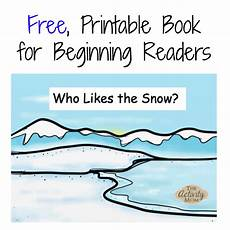 the activity mom free printable winter book for
