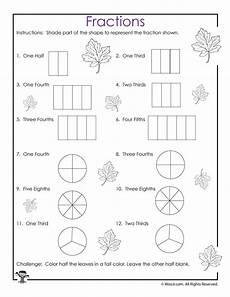visual algebra worksheets 8622 visual fractions worksheet woo jr activities