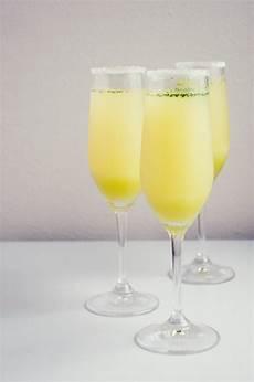 limoncello chagne cocktail recipe popsugar food