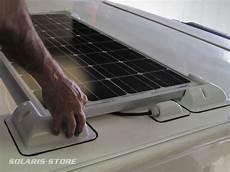 kit pose solaire kit panneau solaire pour cing car 12 24v installation
