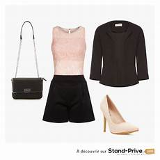 stand prive stand prive look coup de pour le combishort