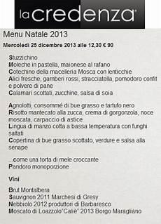 la credenza san maurizio menu di natale vintage dal nord al sud come eravamo oggi