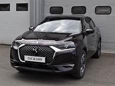 ds3 crossback occasion ds ds3 crossback 1 2 puretech 130ch eat8 grand chic clic