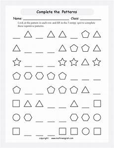 shape patterns worksheets 244 printable primary math worksheet for math grades 1 to 6 based on the singapore math curriculum