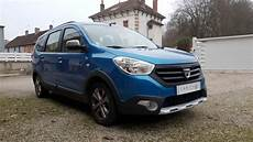 dacia lodgy d occasion stepway 1 2 tce 115 courlan carizy