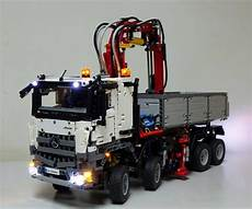 lego technic 42043 led light up kit only light included for lego 42043