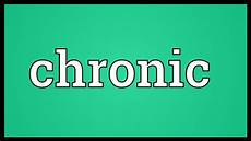 what is the most common form of chronic arthritis chronic meaning youtube
