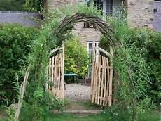 Sichtschutz Garten Selbst Gemacht Weidenzaun Selber Machen F 252 R Eine Nat 252 Rliche