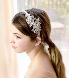 1920s Wedding Hairstyles 1920s gatsby inspired wedding hairstyles modwedding