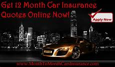 12 month car insurance quotes 2 month auto insurance