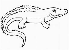 ausmalbilder zum ausdrucken gratis malvorlagen krokodil 2