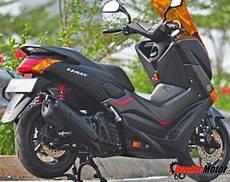 Modifikasi Yamaha Nmax by Gambar Modifikasi Motor Yamaha Nmax Terbaru 2017