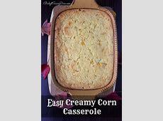 easy creamy corn casserole_image