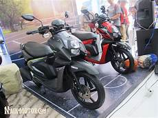 X Ride 2018 Modif by Yamaha X Ride 2018 Meluncur Pakai Answer Back System