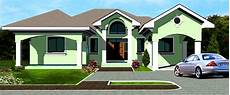 ghanaian house plans ghana house plans ohene house plan