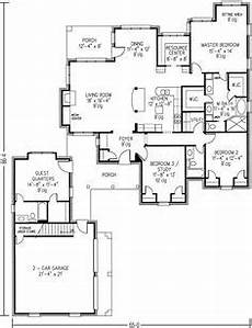 house plans with inlaw quarters house plans with mother in law suites additional mother