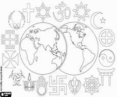 ausmalbilder welttag internationaler tag malvorlagen 5