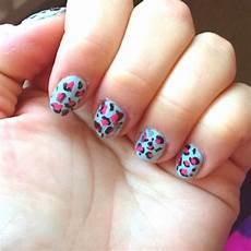 leopard print nails leopard print nails nail designs nails