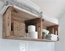 caisse en bois deco caisse en bois deco salle de bain