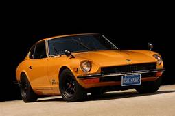 Auto Cars 2011 2012 Rare 1970 Nissan Fairlady Z 432 With