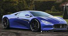 a mid engine maserati supercar would make an excellent