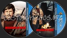 charles bronson collection messenger of death dvd label dvd covers labels by customaniacs