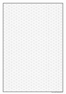isometric paper practice pages isome