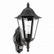 vidaxl co uk eglo outdoor sensor wall light navedo 60 w