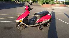 1996 honda sj50 bali 50 2t scooter moped ped original vgwo