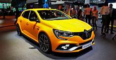 frankfurt 2017 the all new renault megane r s has